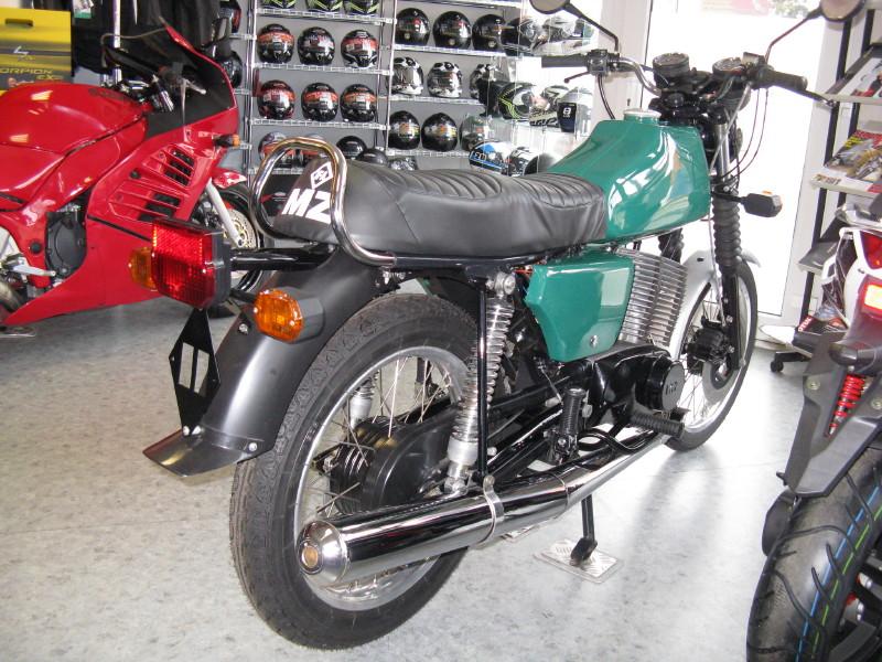 Dieters Motorrad Shop Projekte